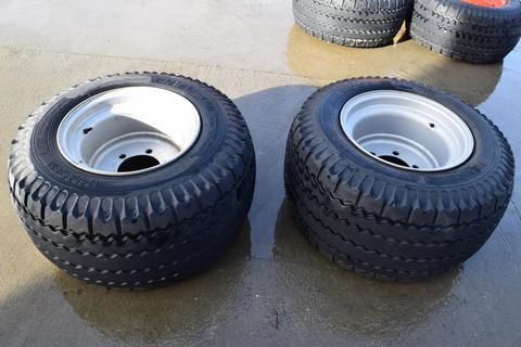 Vredestein 2 Kompletträder mit Reifen 19.0/45-17 10PR auf 6