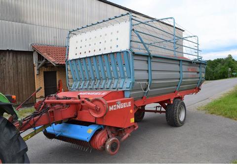 Mengele LW 300 Economy - ein leichter Ladewagen - die AB
