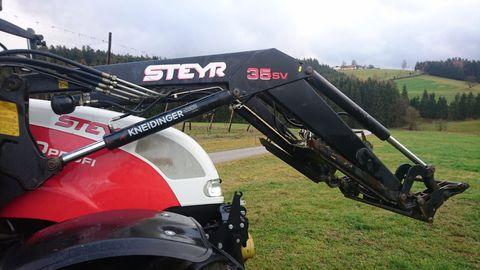 Stoll Steyr 35SV mit Konsole