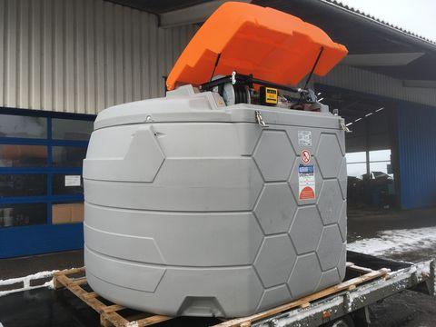Sonstige Cube 5000L Dieseltank Premium