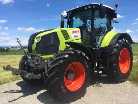 Claas Axion 810 C-Matic FPT 6,7L