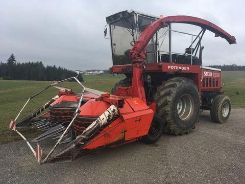 Sonstige Steyr 8300, Kemper Champion 3000