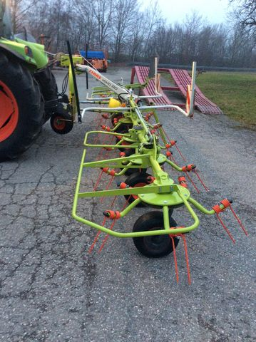 Claas Volto 80, TR,hydr. Grenzst.