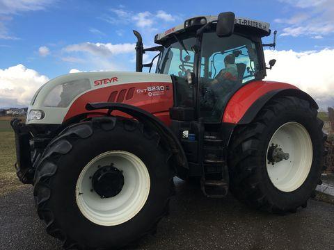 Steyr 6230 CVT Profi