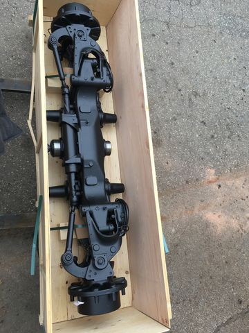 Sonstige Carraro 20.29SI Steyr Case