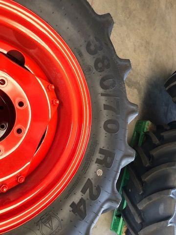 Mitas 380/70R24 HC70 Verstellfelge