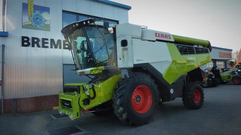 Claas LEXION 5400 Vorführmaschine 2020
