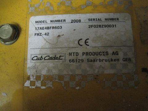 Cub Cadet FMZ-42