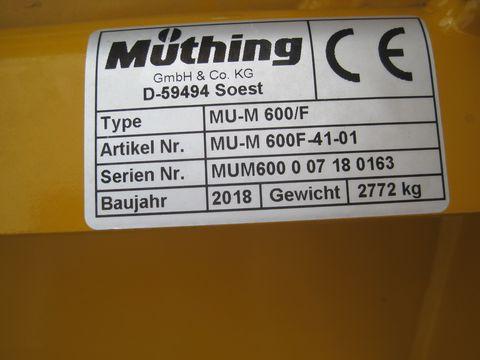Müthing MU-M/F Vario 600 m