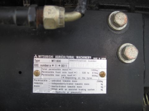 Mitsubishi MT 1800