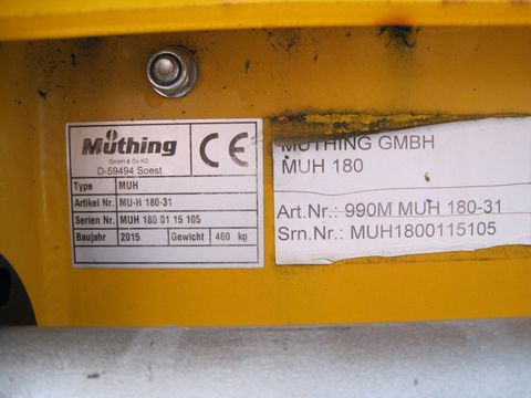 Müthing MU-H 180-31