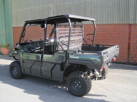 Kawasaki PRO DX-T
