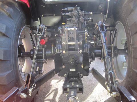 TYM T 503 Schaltgetriebe Bügel
