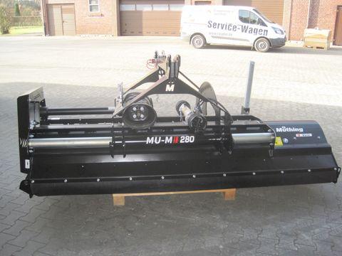Müthing MU-M 280 VARIO SHARK EDITION