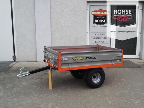 ForeSteel FT-Mini manuell Kipper