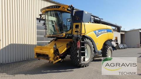 New Holland CX 8.90