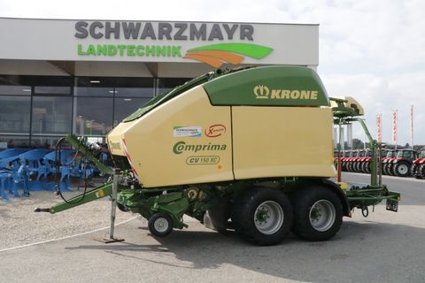 Krone Comprima CV 150 XC X-trem