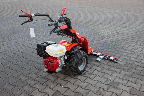 Reform CM 617D 16x6.50-8 mit 1,15m Laser Balken