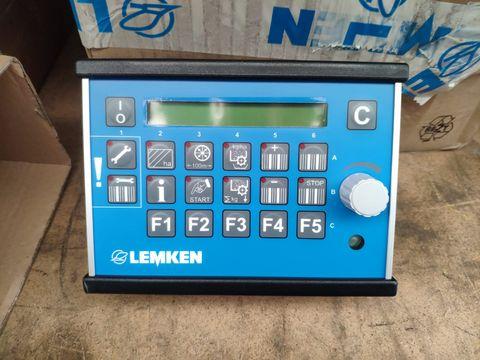 Lemken Zirkon 8+Saphir 7