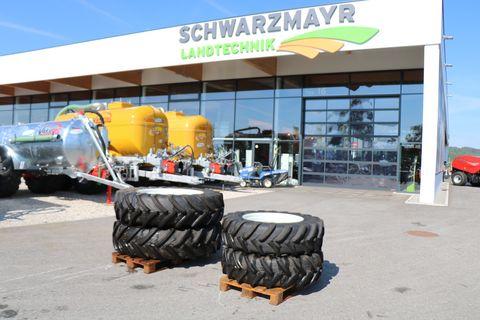 Michelin Pflegeräder Steyr Profi  13.6R28 und 16.9R38