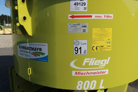 Fliegl  Favorite 800lt.