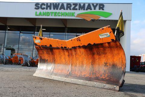 Hauer Schneepflug HS 2600