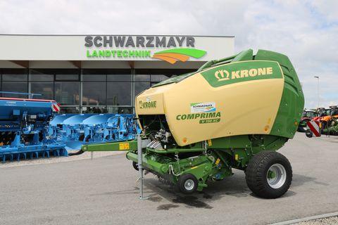 Krone Comprima V 150 XC