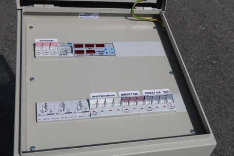 Moll ZGPE-32/35LMR Notstromaggregat