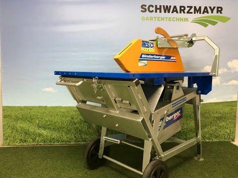 Binderberger TSW 700 E Tisch-Wipp Kreissäge - HM