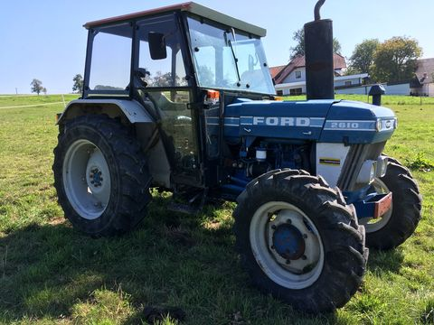 Ford 2610 A Economy