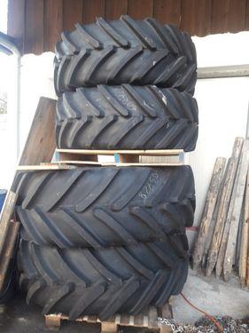 Michelin Kompletträder Steyr CVT