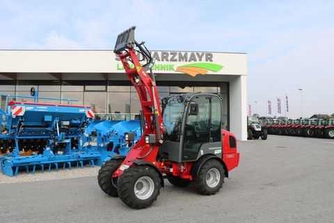 Weidemann 1380 Kabine 50PS