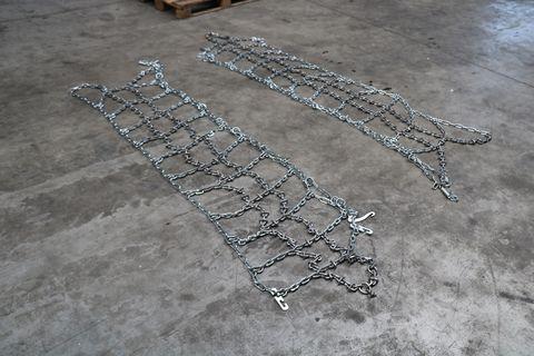 Pewag Doppelspurketten für 340/80-18 und 365/70-18