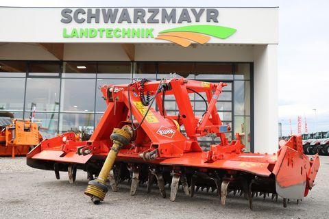Kuhn HRB 302 mit ZPW und hydr. Anbauteilen