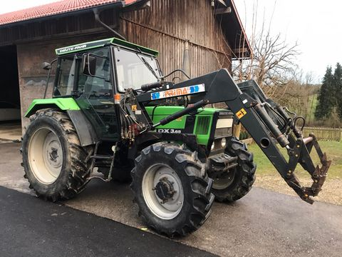 Deutz Fahr DX 3.65A ECO