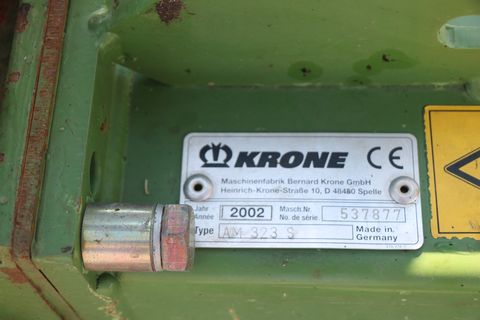 Krone AM 323 S