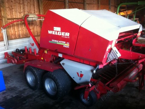 Welger Double Action 220