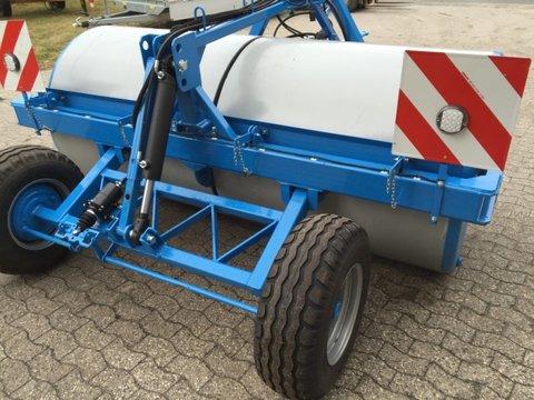 VORATECK Wiesenwalze mit Fahrgestell