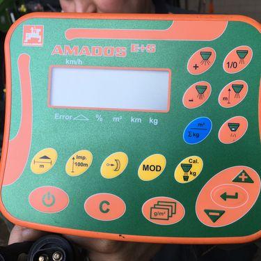 Amazone E+S 750