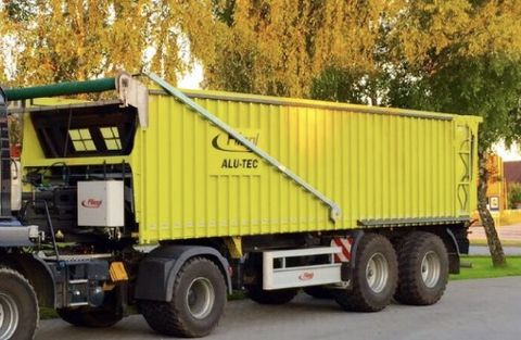 Semi-trailers – used and new for sale Germany - Landwirt com