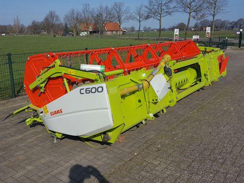 Claas Schneidwerk C600 AC
