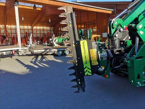 Greentec Astschere für Geräteträger HX170