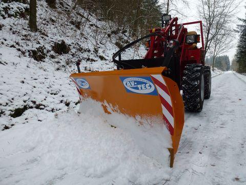 Sonstige AV-TEC KR1600 Schneeschild für Hoflader/Radlader