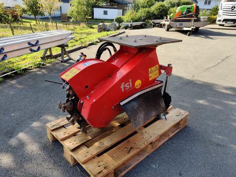 FSI hydraulische Baumstumpffräse H50