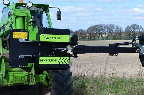 Greentec Muliträger für Arbeitsgeräte HXF3302