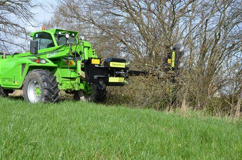 Greentec Multiträger HXF2802 + Astsäge LRS1601