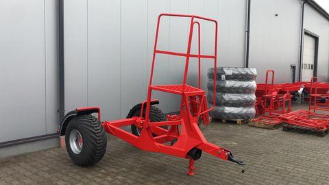 Sonstige Woprol Fahrgestell für Düngerstreuer