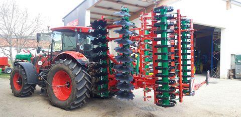 Agro-Masz Kurzscheibenegge BT 40 H