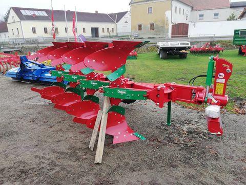 Sukov 4 Schar Wendepflug SKR Roto Spring 3+1