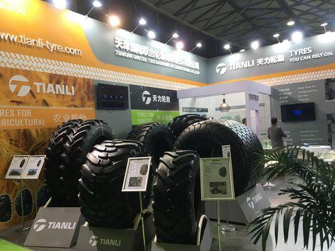 Tianli Tyres 650/85R38 gumiabroncs , készletről
